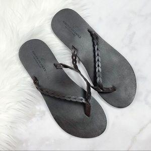 American Eagle Flip Flop Sandals